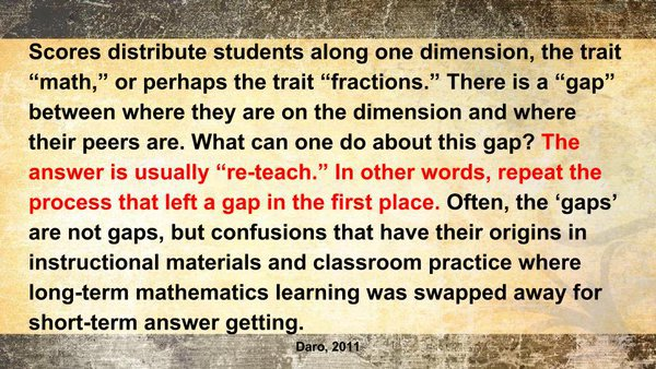 Great post from @MarkChubb3 about what learning is really about - deepening understanding https://t.co/wnzJ2io4wT https://t.co/2zFiQ6EFY4