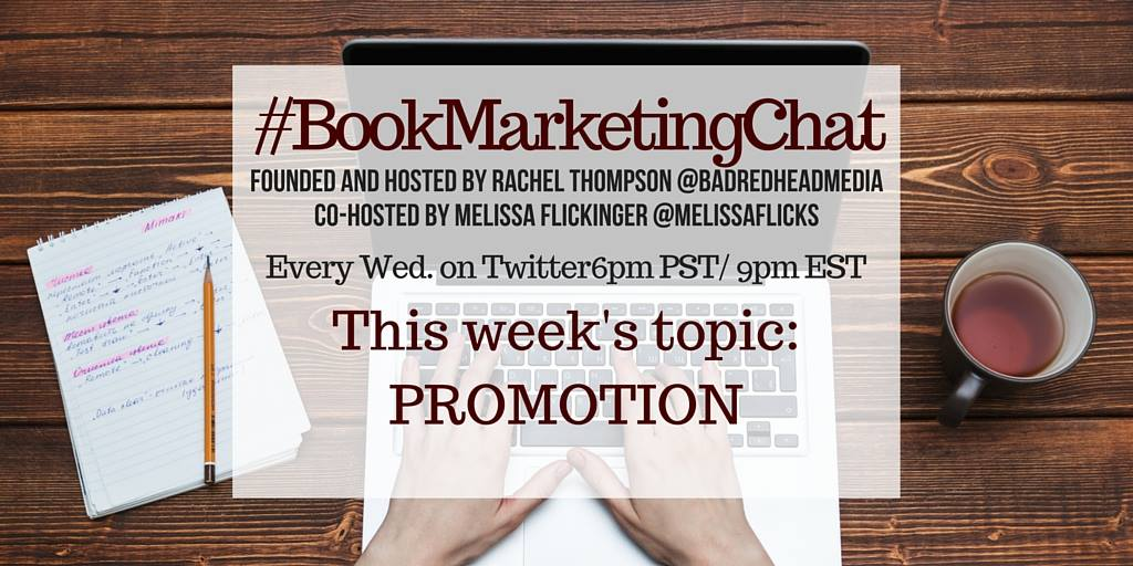 TONIGHT: @BadRedheadMedia and @MFlicksAuthors for #BookMarketingChat 6pm pst/9pm est! Topic: Book Promotion. https://t.co/1d8MObtbRd