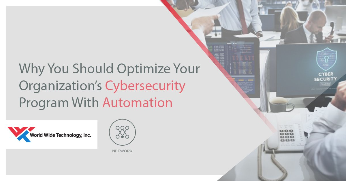 .@cjkonrad: let's talk about #automation &amp; #orchestration from a #cybersecurity standpoint:  http:// ow.ly/qrPe301YSDQ  &nbsp;  .<br>http://pic.twitter.com/JiTlyjiCzM