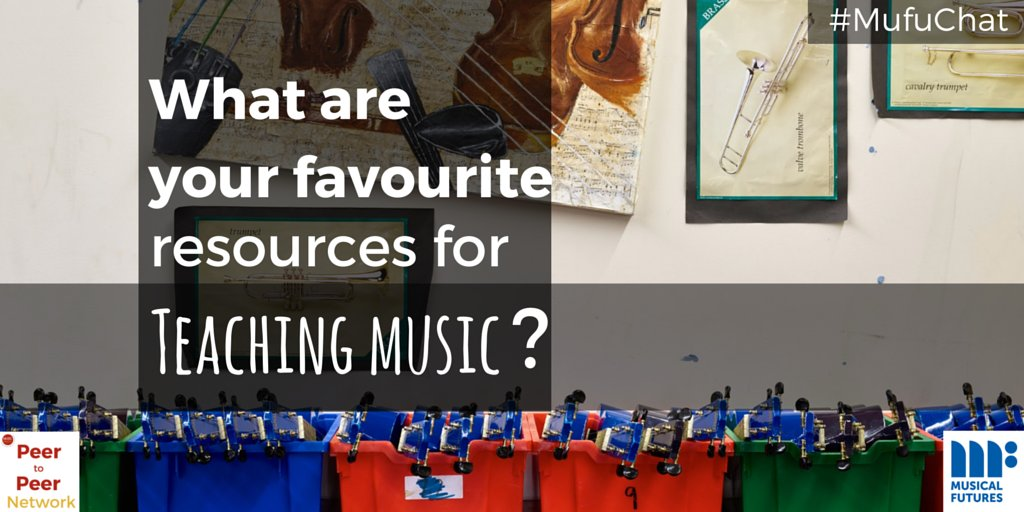 Thumbnail for What are your favourite resources for teaching music?