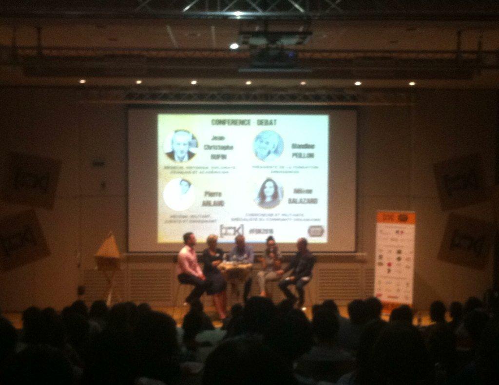 4 invités de marque parlent de leurs déclics pour la conférence inaugurale de la @FDKLyon #Lyon https://t.co/tR6ATMhQT5