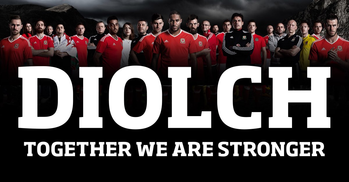 What a journey we've enjoyed together #DIOLCH #TogetherStronger #EURO2016 https://t.co/bzJjLMMzlM