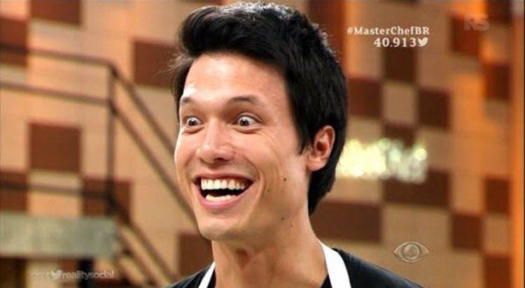 Pedro, Pedro, Pedro!! Vaza! Vaza! #MasterChefBR https://t.co/YRZKRdqZNr
