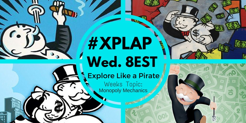 #XPLAP chat will begin in 5 minutes. Join us! #tlap #gamification #ditchbook #gbl https://t.co/JQNirK32do