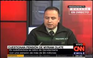 "Joe González: ""Gendarmería ha sido una caja pagadora de favores políticos"" https://t.co/oGg5iyKGve https://t.co/2nC2FX6tGY"