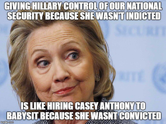 National security Hillary Clinton