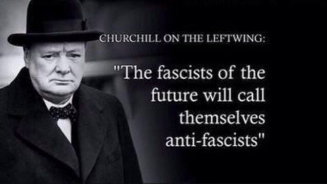 Image result for antifa are fascists
