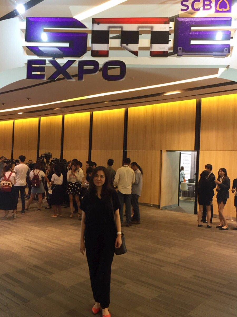 มางาน SCB SME Expo ที่ BBC Hall Central Ladprao งานใหญ่มาก คนเยอะมาก มีหลายโซน เหมาะกับ SME ไทยสุดๆ #scbsmeexpo https://t.co/n6Af0YS6gB