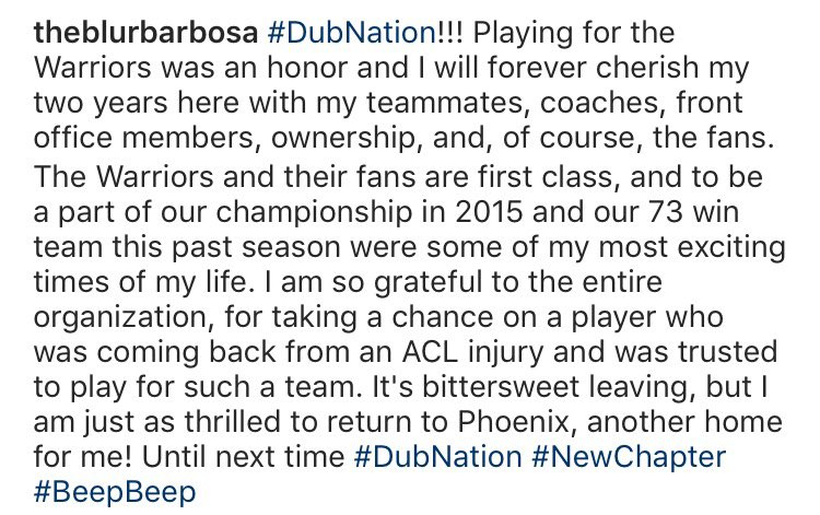 Dear #DubNation... https://t.co/KgT8P12Ye4