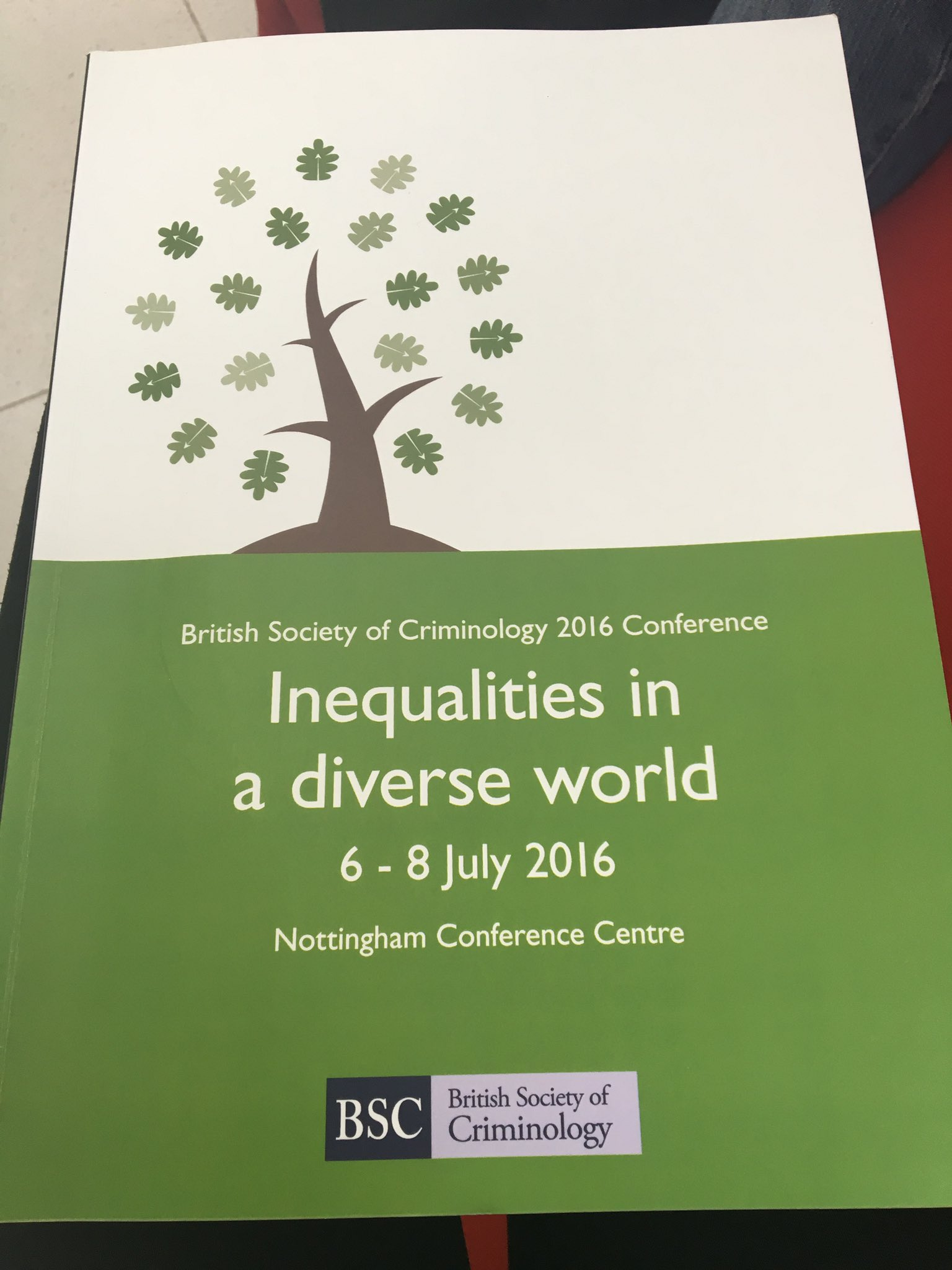 Looking forward to Day 2 of the #BSCConf16. https://t.co/SPVx6NXpyP