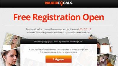Nakedlocals com