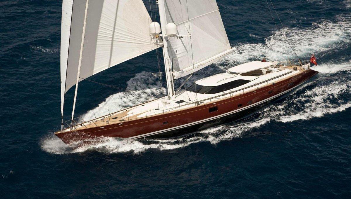 rosalien sailing yacht boat - photo #8