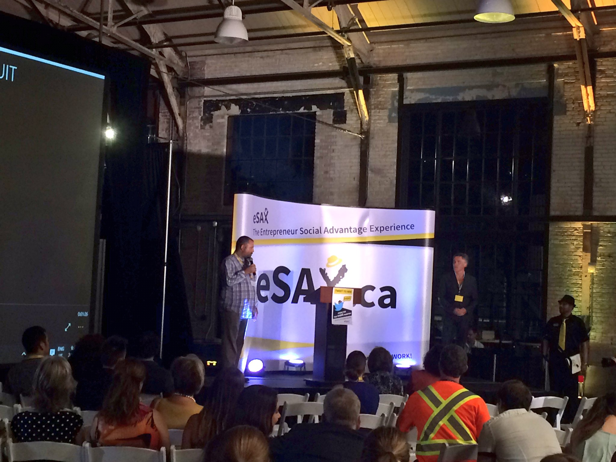 Great evening at #eSax - Wonderful #Ottawa biz community: $700 raised for @CHEOhospital Max Keeping fund. I <3 that! https://t.co/ee9I3mYrLh