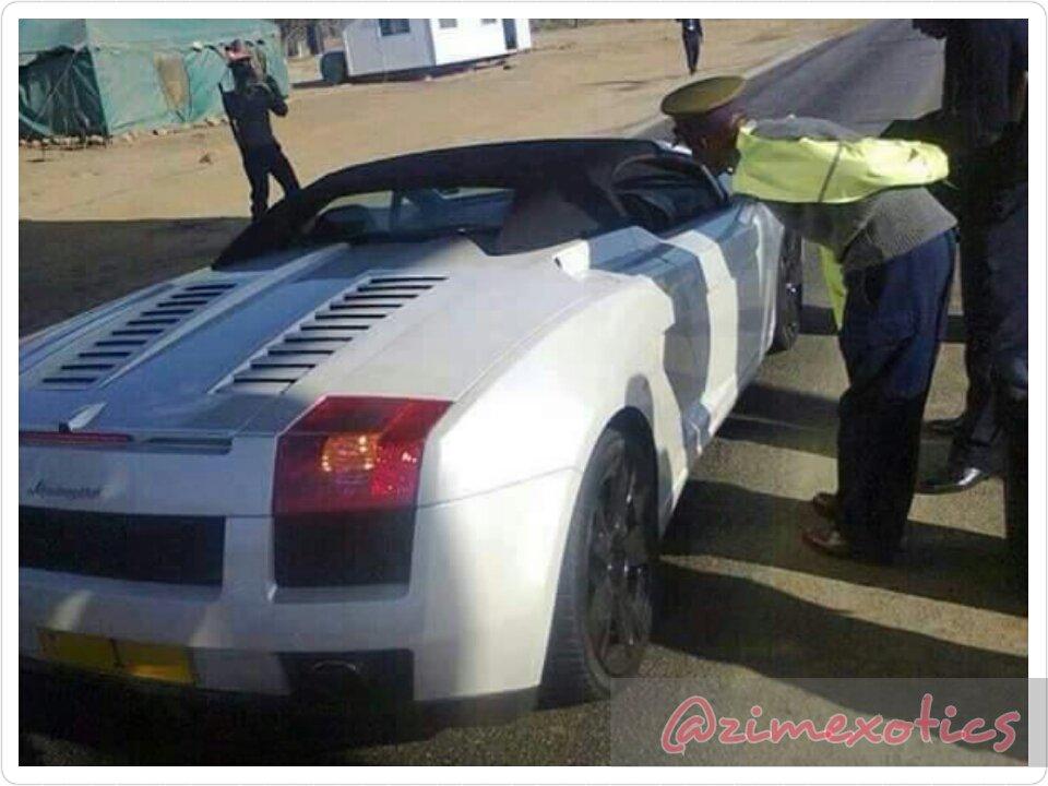 Zim Exotics On Twitter Lamborghini Gallardo Spyder Zimbabwe