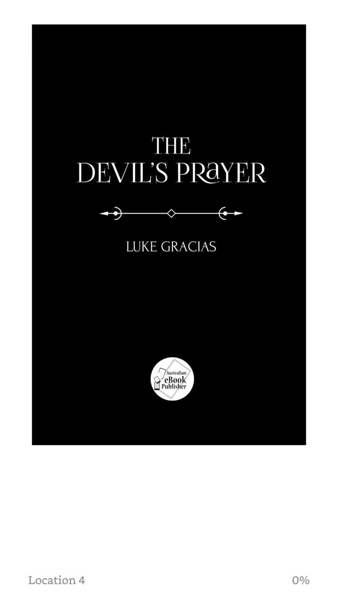 The Devil's Prayer ebook