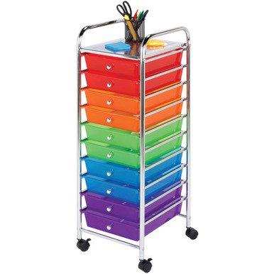 Honey-can-do 10-drawer Rolling Storage Cart https://t.co/TAkY4l6Jcw https://t.co/BdPaej1WxK
