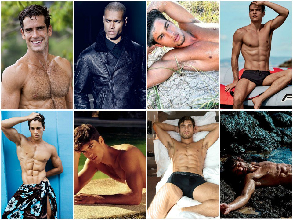 Models gay List of