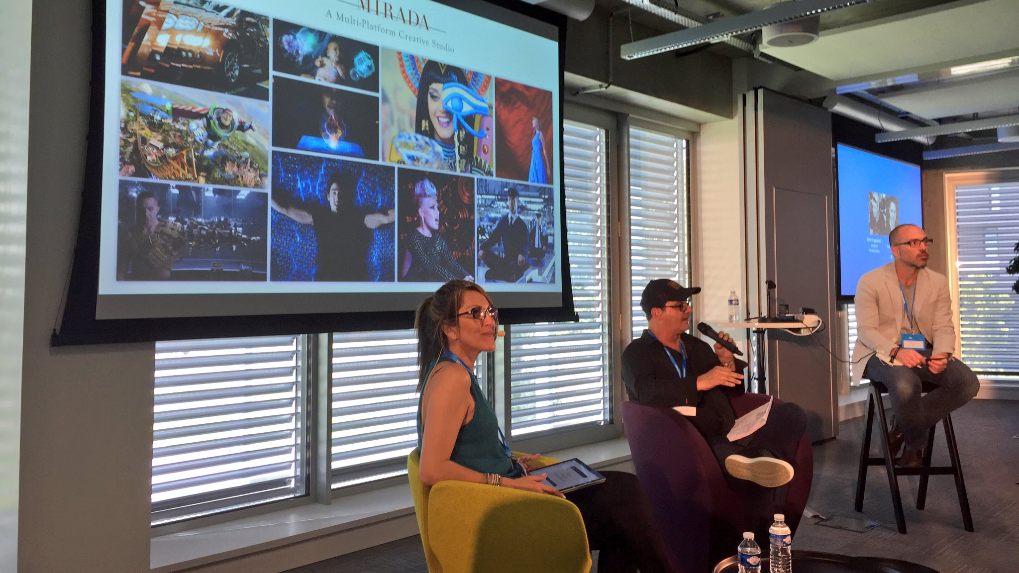 The audience will become the protagonist of #VR contents : huge change for film directors @MiradaStudios #dive2016 https://t.co/Iv3lp79EsX
