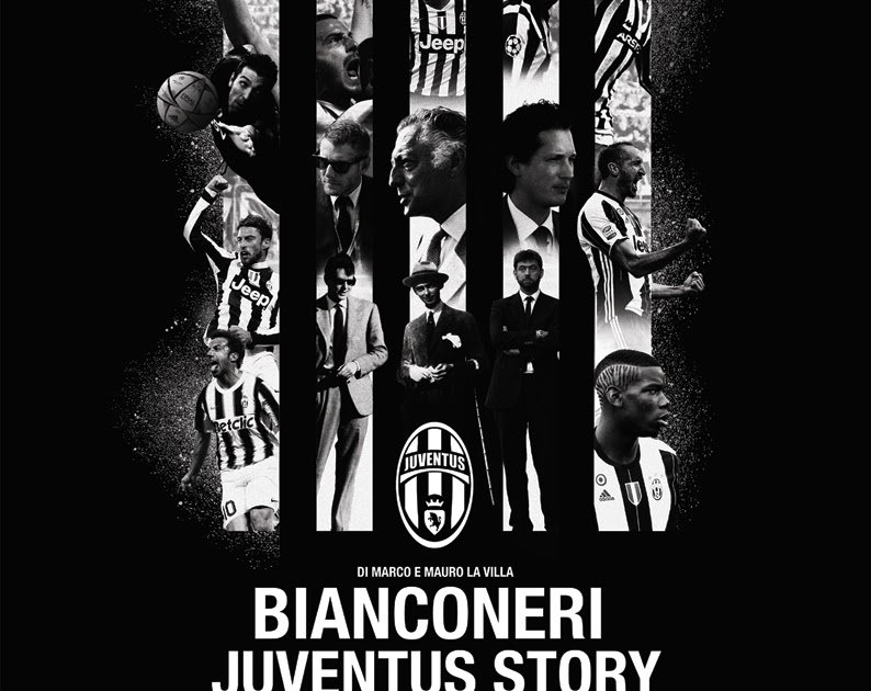 BIANCONERI JUVENTUS STORY, al cinema la storia della Juventus