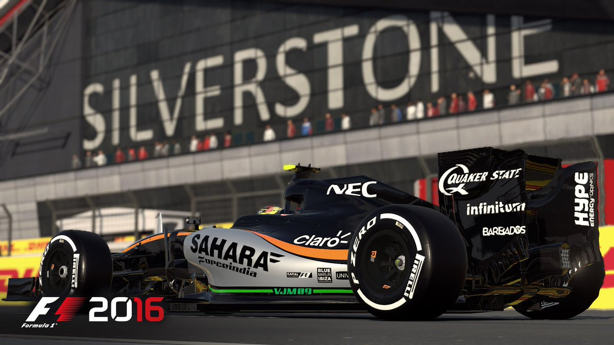 f1 2016 will support 22 car multiplayer pc news at new game network. Black Bedroom Furniture Sets. Home Design Ideas
