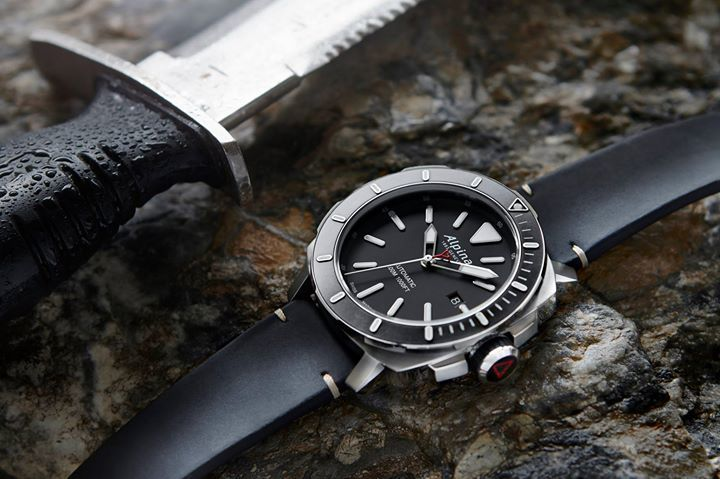 The new Alpina Seastrong Diver 300 Automatic is a professional diving watch, perfectly designed to deep dive inside… https://t.co/XrFSTfCv2J