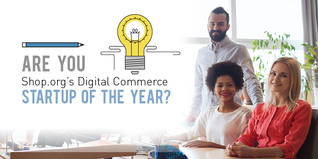 Apply by 7/11 to be named our 2016 Startup of the Year! Details: https://t.co/DdPuq0Jvxy #shoporgstartup https://t.co/IqOEAwnZna