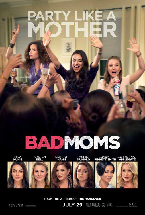 Even this #TMOM needs to have a few #BadMoms moments, am I right??? https://t.co/IC76R2Nlo6