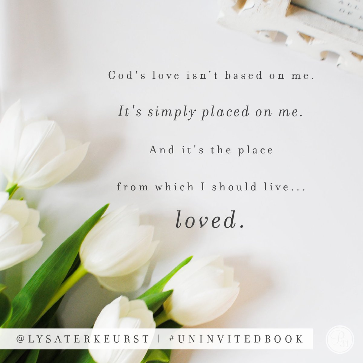 Image result for lysa terkeurst quotes uninvited