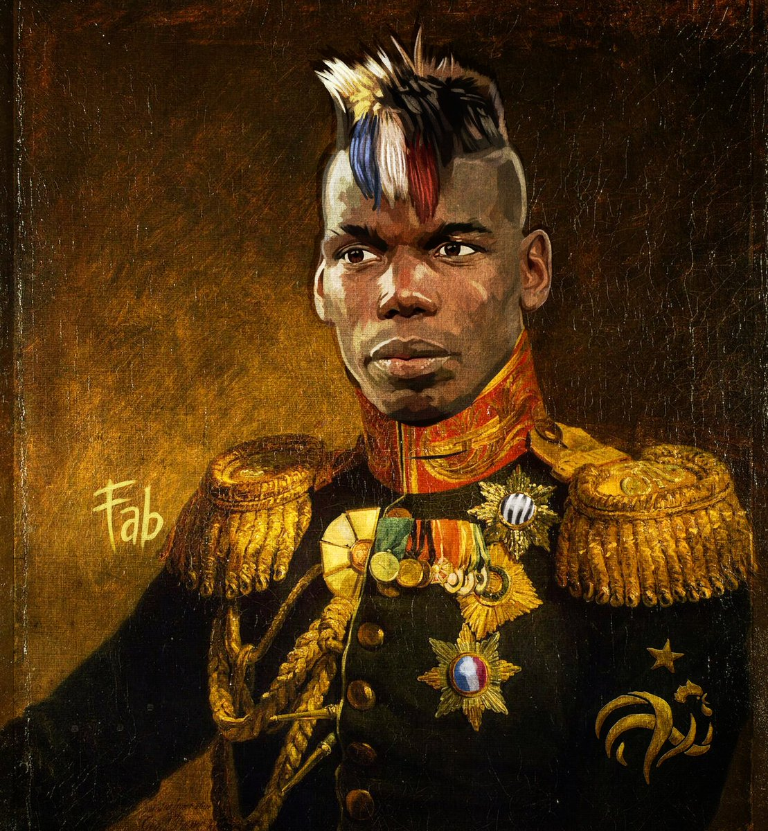 Monsieur Paul Le Poulpe Pogba. France #fra  #gerfra #frager #EURO2016 #semifinal #lesbleus https://t.co/naha75n8vK
