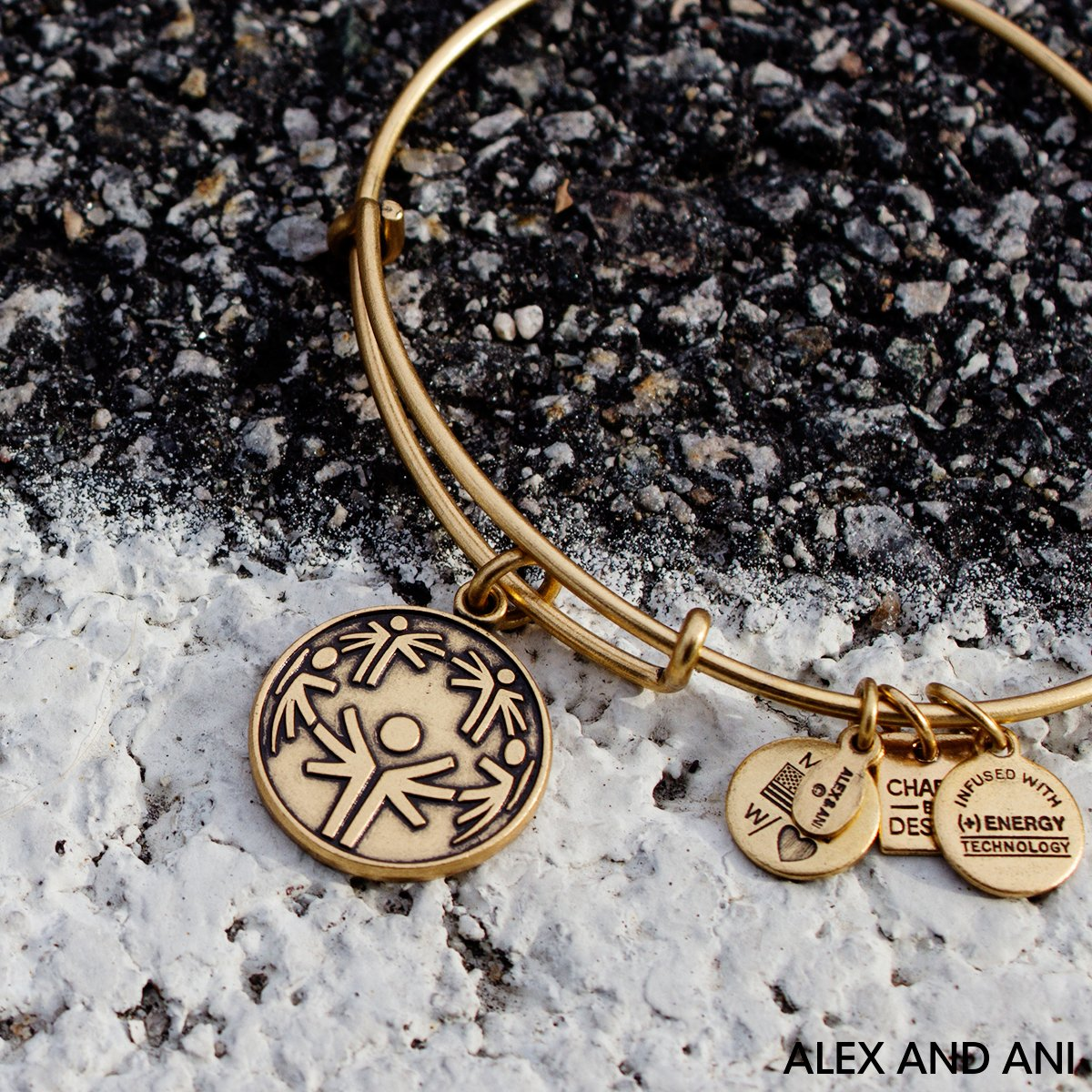 Bring our movement wherever you go w/ the @SpecialOlympics &amp; @alexandani #PowerofUnity bangle! <br>http://pic.twitter.com/w6JRpsHmIc