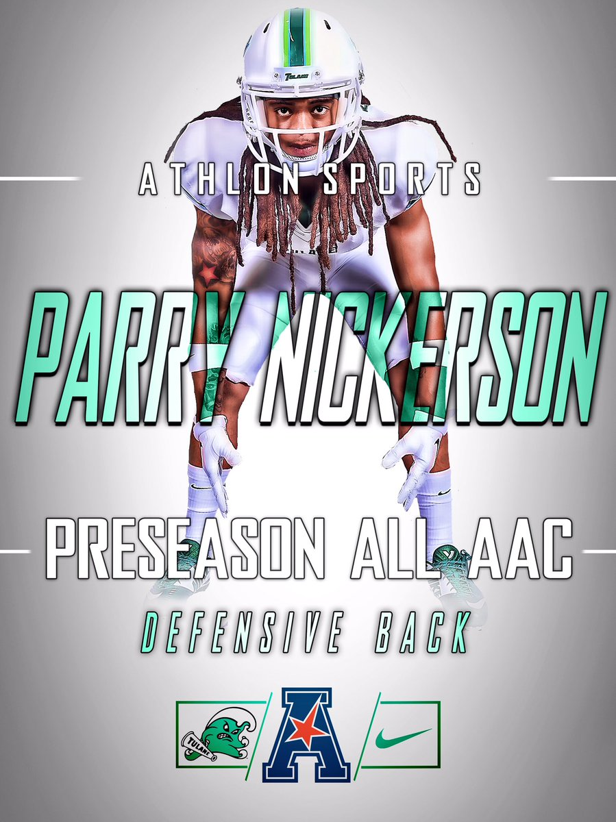 Parry Nickerson Jersey