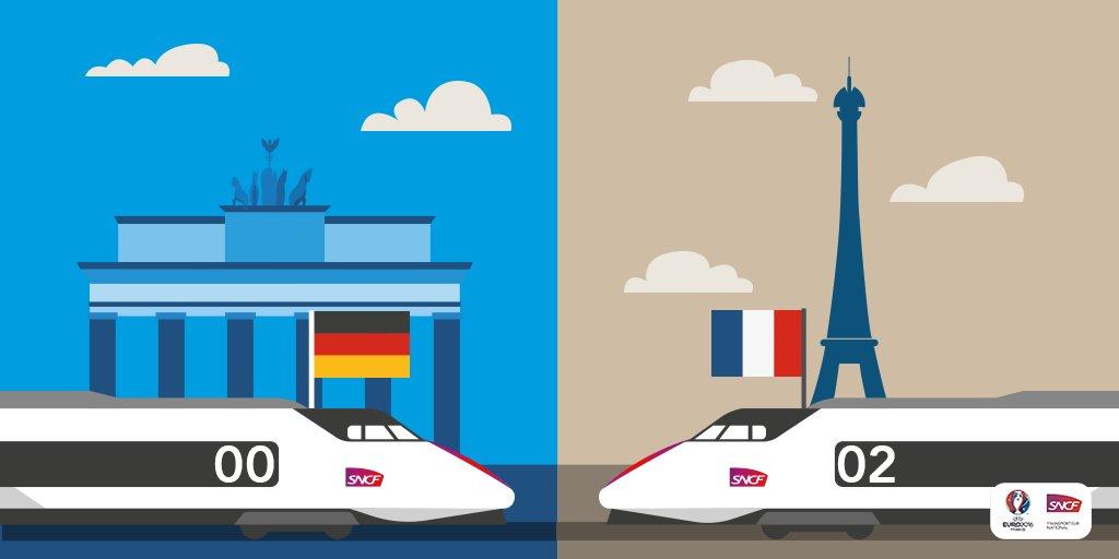 Prochain arrêt : Stade de France - Saint-Denis #DestinationEuro #FRAALL https://t.co/yx4HQtjHpj