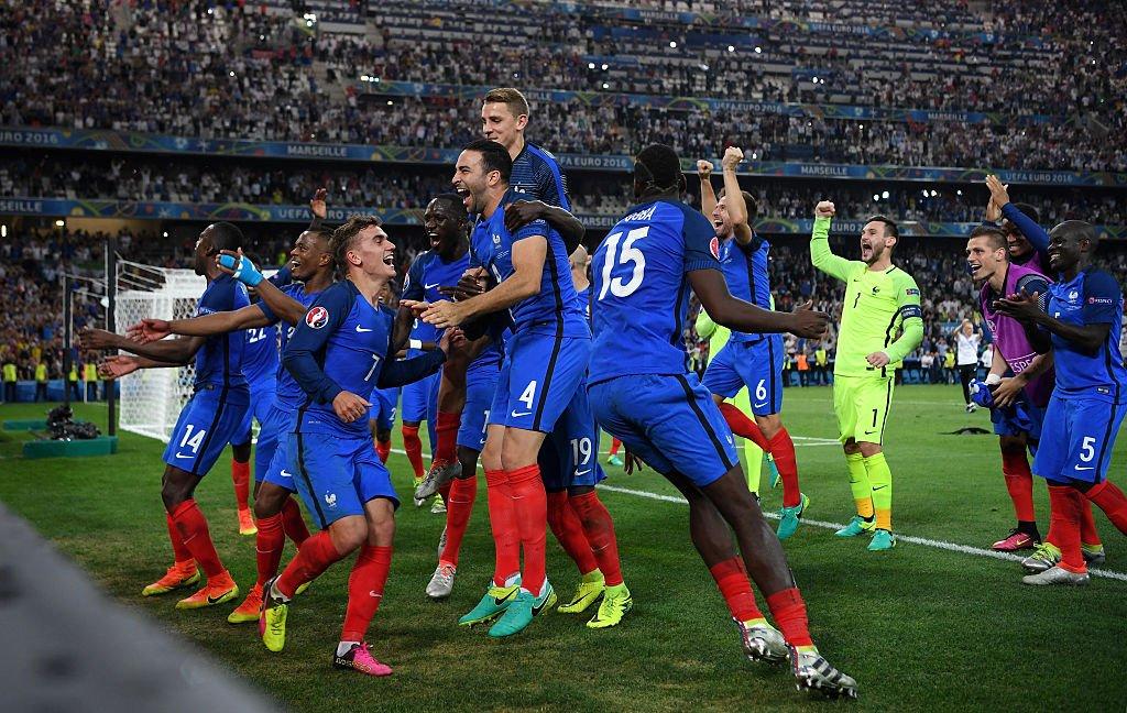 германия франция ставки футбол