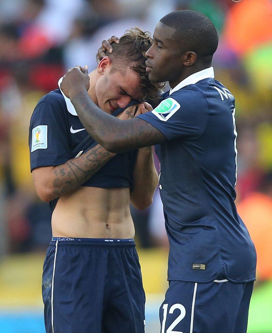 Antoine Griezmann contre l'Allemagne deux ans après...