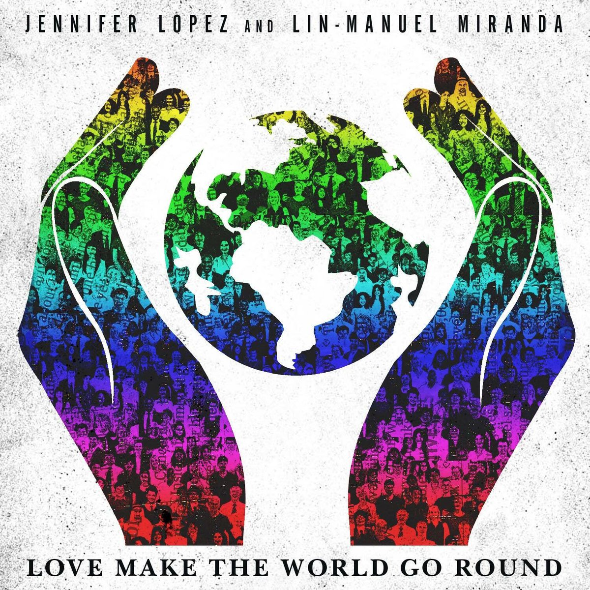 #LoveMakeTheWorldGoRound Available TONIGHT (9pm PDT/ 12am EDT) on @itunes  #SomosOrlando @JLo @Lin_Manuel ❤️
