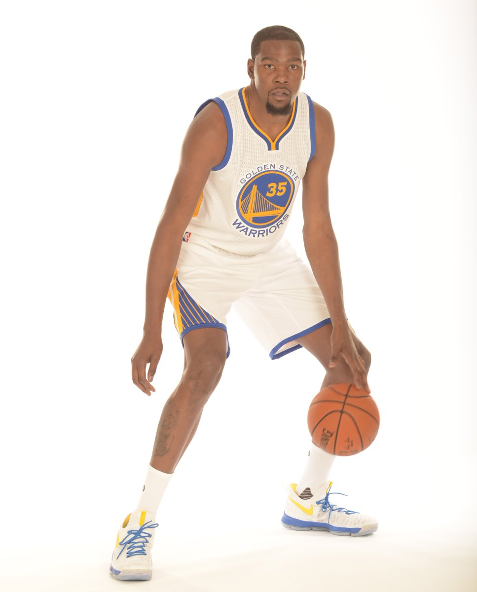 premium selection 483da 4c5c6 Kevin Durant in Warriors Uniform Pics - Message Board ...