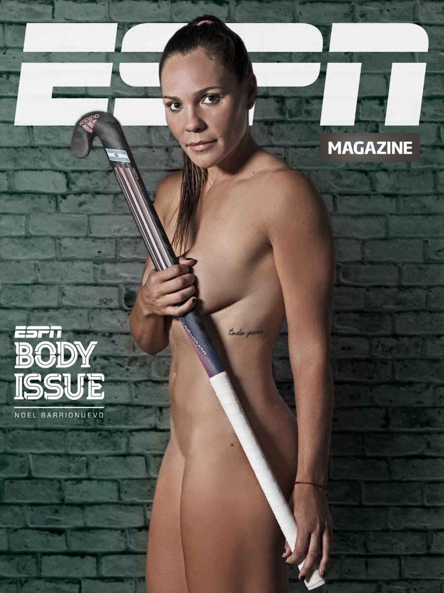 M Noel Barrionuevo On Twitter Espn Magazine Body Issue 2016 Ph