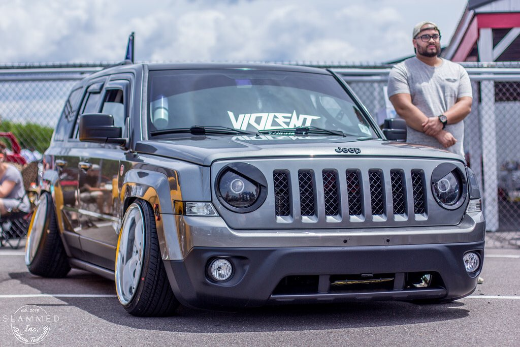 Slammed Inc On Twitter Stanced Jeep Sure Photo By