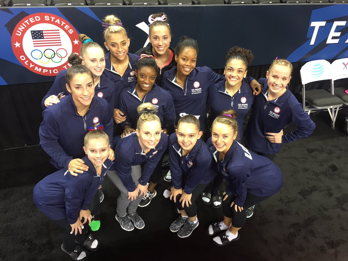 With Rio Olympics on the line, which U.S. gymnasts will make the cut?