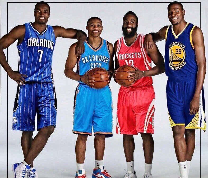 """James Harden In Okc: Mike Korzemba On Twitter: """"Going To Go Down As One Of The"""