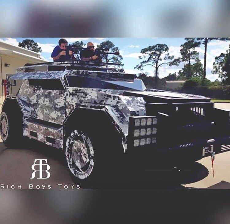 Rich Boys Toys : Rich boys toys on twitter quot this boss hunting truck is