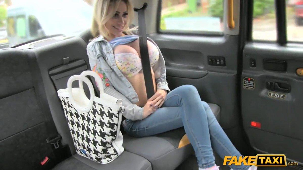 Fake Taxi Big Ass Blonde