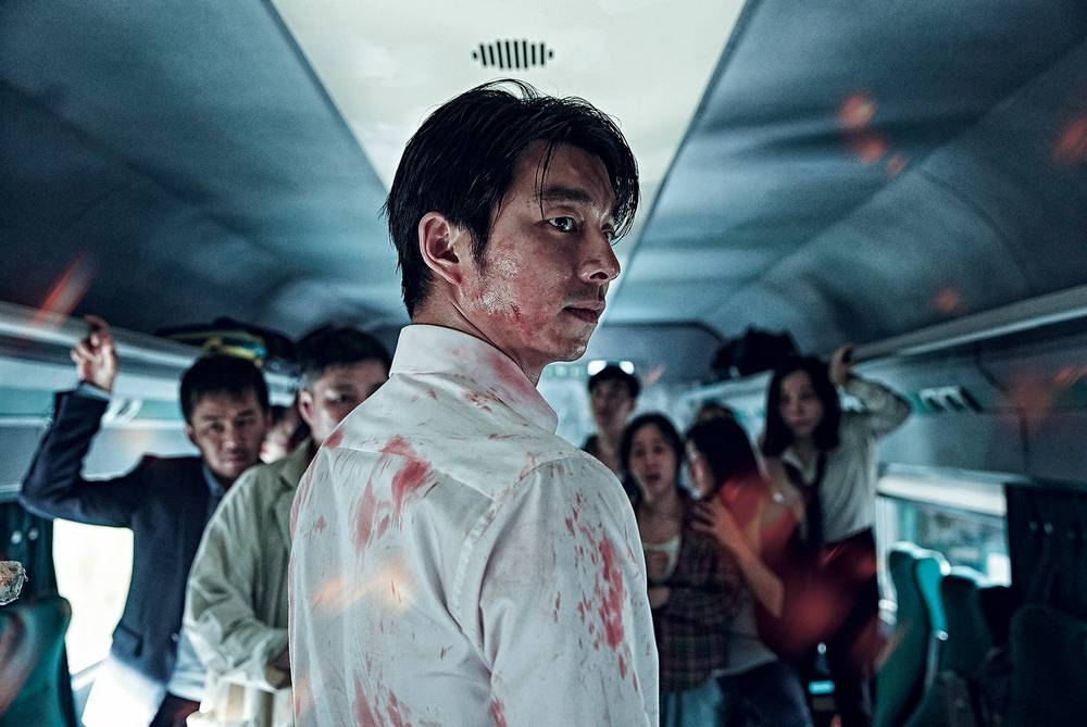 Korean zombie movie 'Train to Busan' offers disposable popcorn entertainment