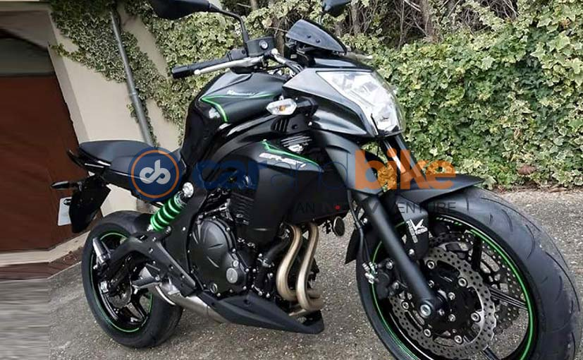 carandbike on twitter kawasaki india introduces new graphics and tyres on the ninja650 and. Black Bedroom Furniture Sets. Home Design Ideas