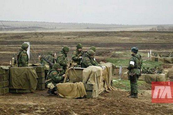 На Донбассе погиб первый путинский нацгвардеец