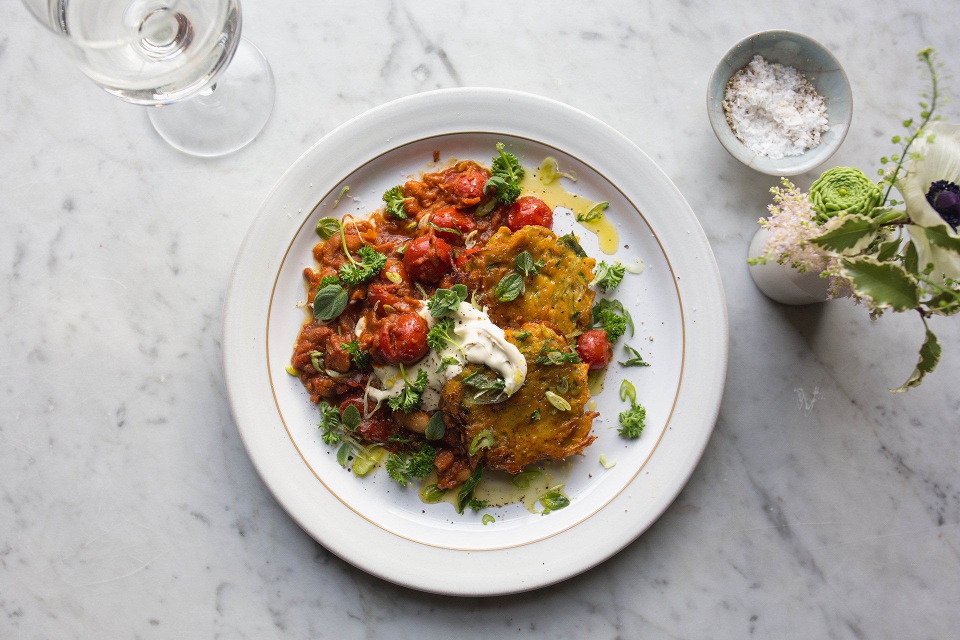 Whether for brunch, lunch or dinner, Anna Barnett's latest recipe is sure to be a hit: https://t.co/JB9rXxoqtq https://t.co/AkTGiHhTMS