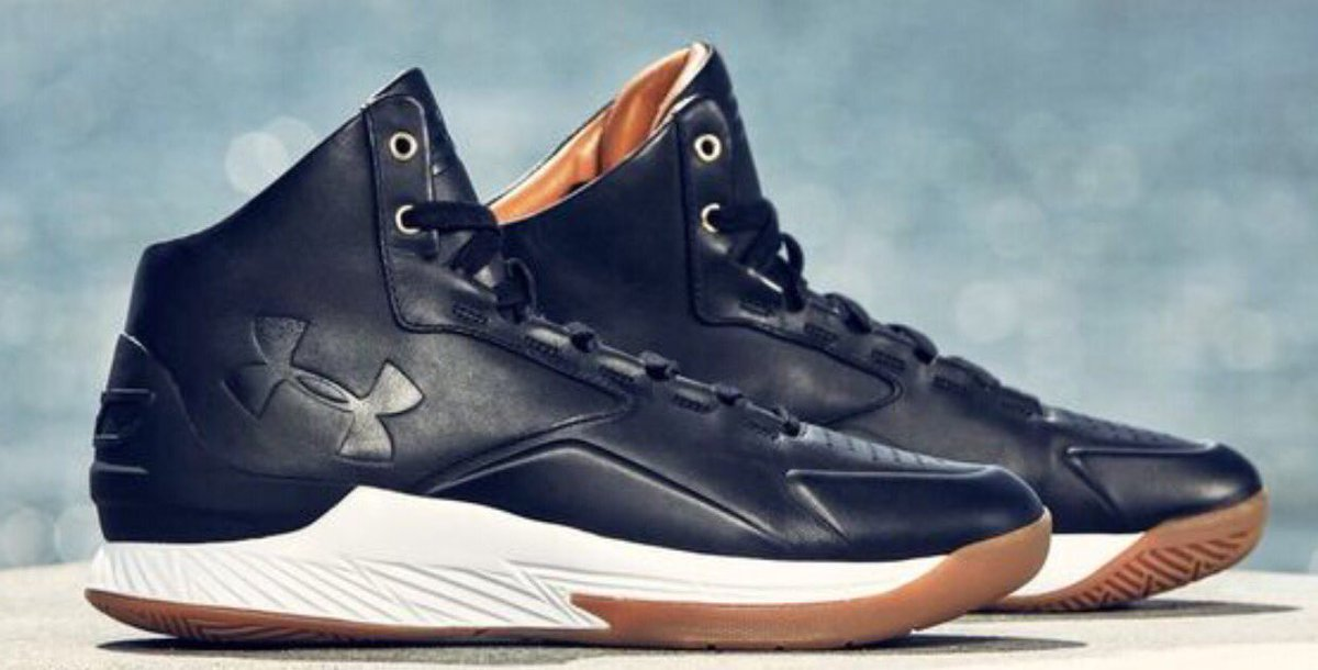 a66183f793f5 under armour unveils a steph curry lifestyle shoe called the curry lux w  leather amp suede