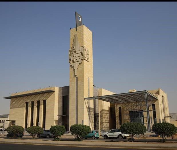 مدن Modon On Twitter جامع أم عمر بالمدينة الصناعية 1 في جدة روعي في تصميمه أن يكون صديقا للبيئة في توفير الطاقة بجميع أنواعها مدن