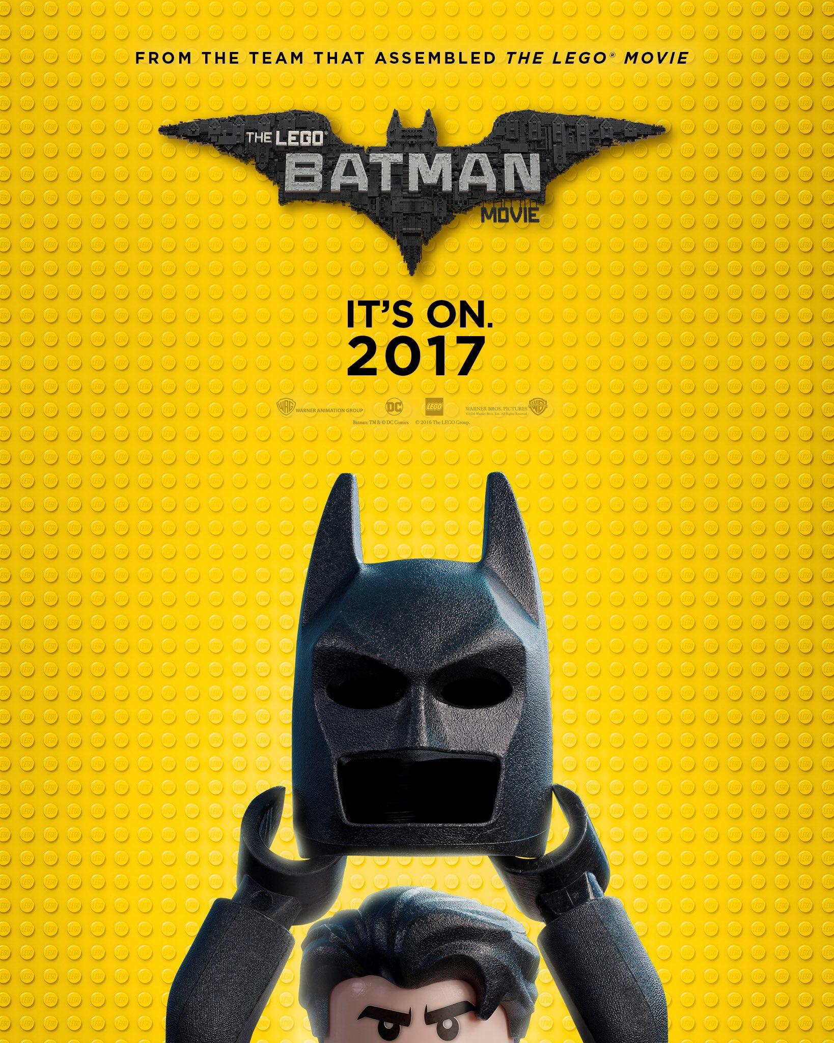 Лего Фильм Бэтмен 2017  видео  КиноПоиск