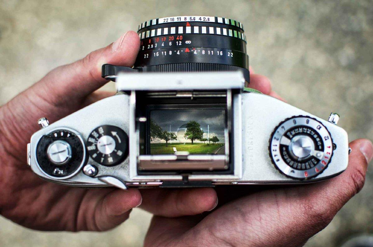 Фотографии сделанные на пленочный фотоаппарат